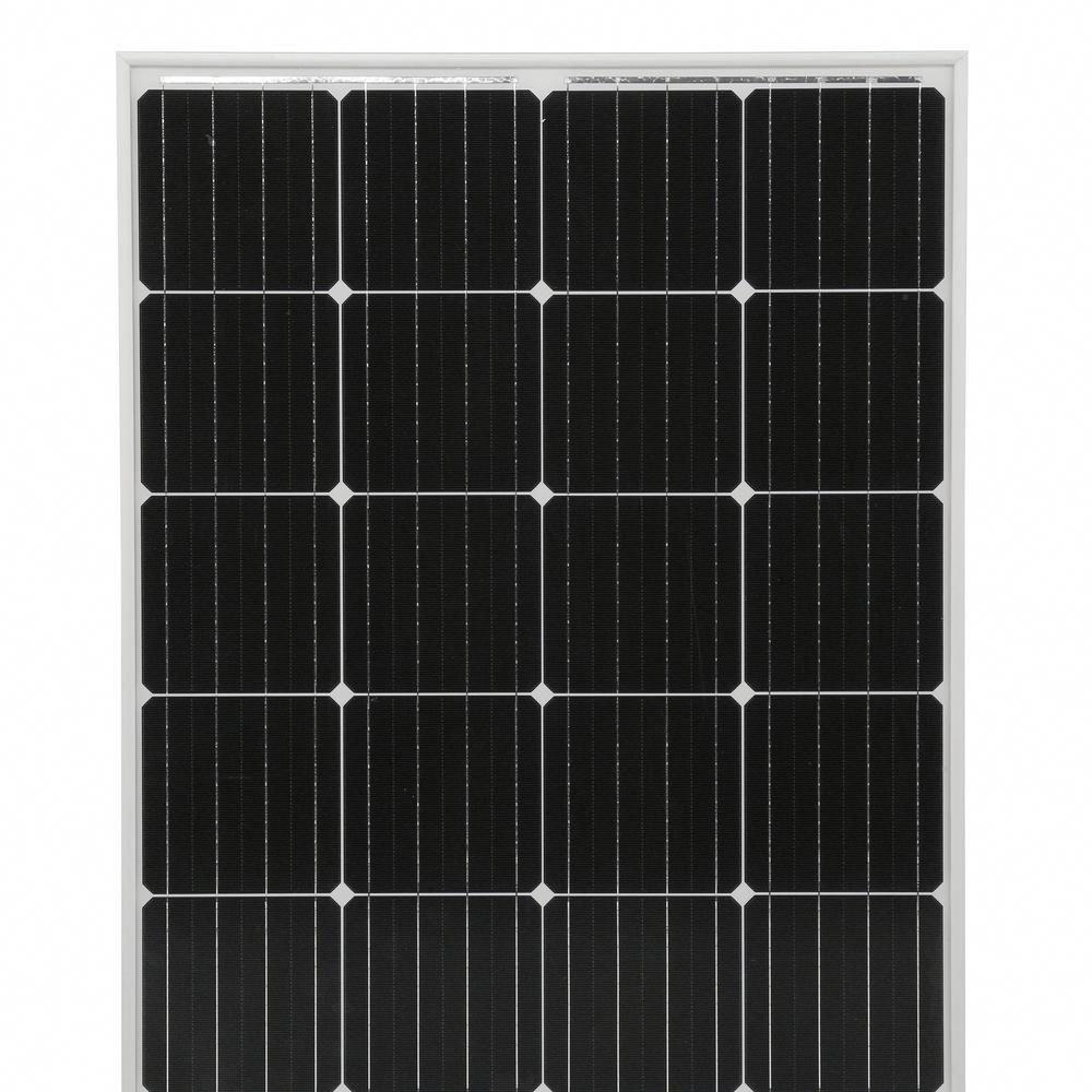 Grape Solar 540 Watt Off Grid Solar Panel Kit Gs 540 Kit Bt The Home Depot Solar Panels Off Grid Solar Panels Solar Power Panels