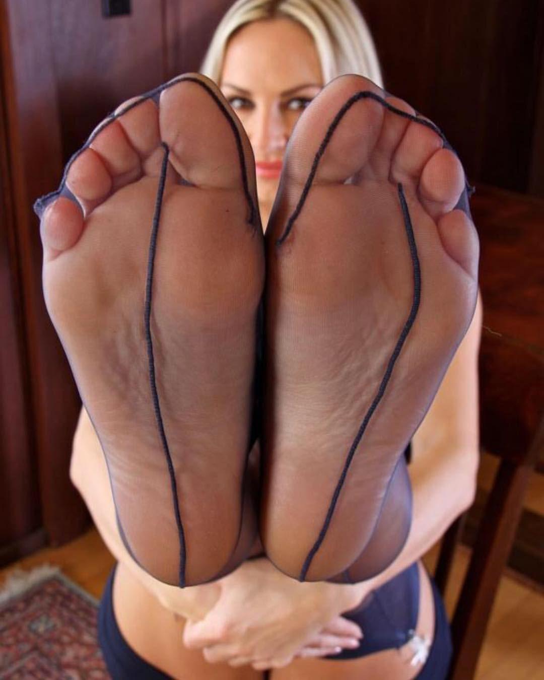 nylon foot worship tubes