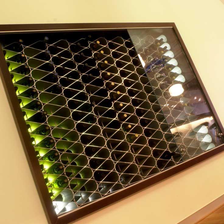 Wine Racks for Custom Kitchens & Cellars   Wine Rack ...