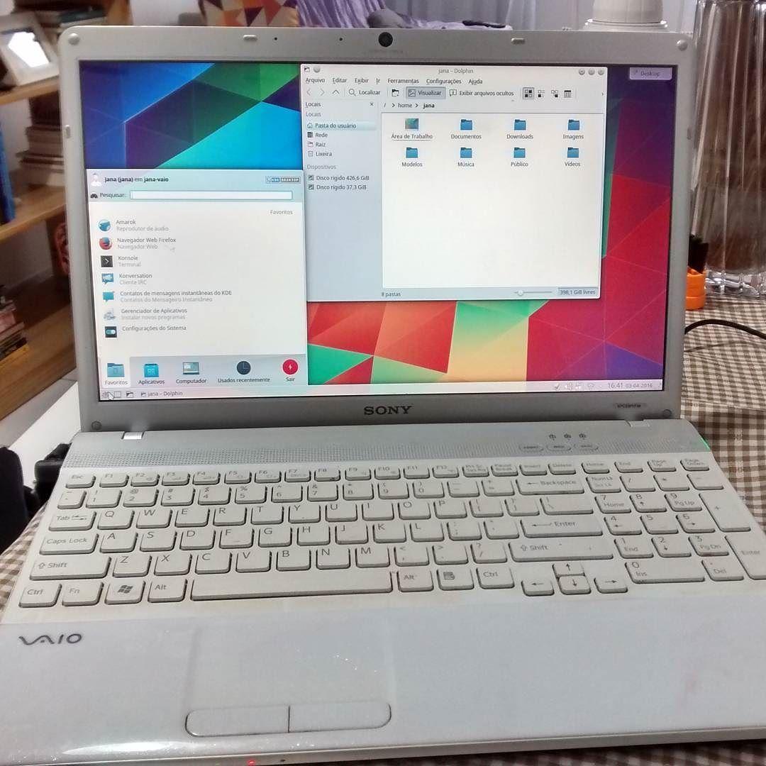 Sony #Vaio  I3  #LinuxMint #LinuxFan #Linux #Gnulinux #Gnu