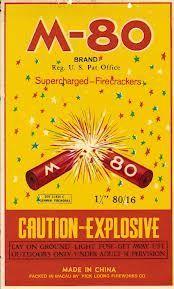 Fireworks Vintage New Years