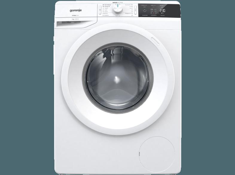 Gorenje W 2 E 743 P Waschmaschine 7 Kg 1400 U Min A 03838782124860 Kategorie Haushalt Bad Wasche Trockner Auf Waschmaschine Waschmaschine