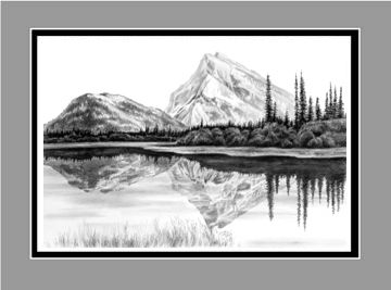 Signed Numbered Limited Edition Prints For Sale Award Winning Pencil Artist Kelli Swan Landscape Drawing Easy Landscape Pencil Drawings Landscape Sketch