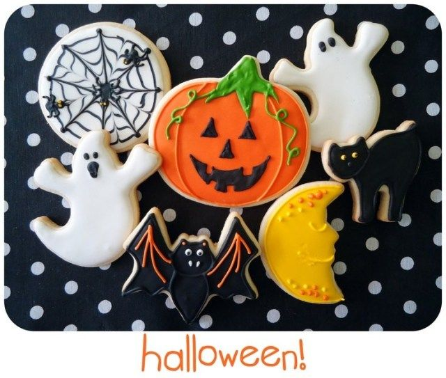 Halloween cookies - Bing Images #halloweencookiesdecorated