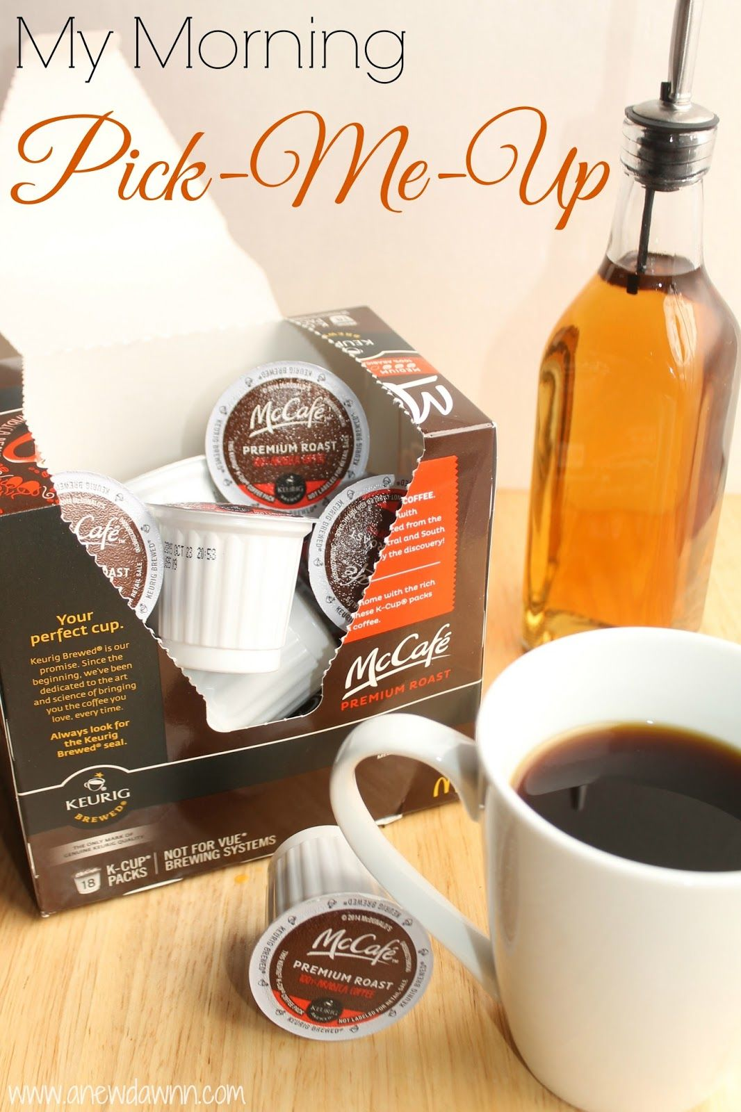 best healthy vanilla syrup for coffee