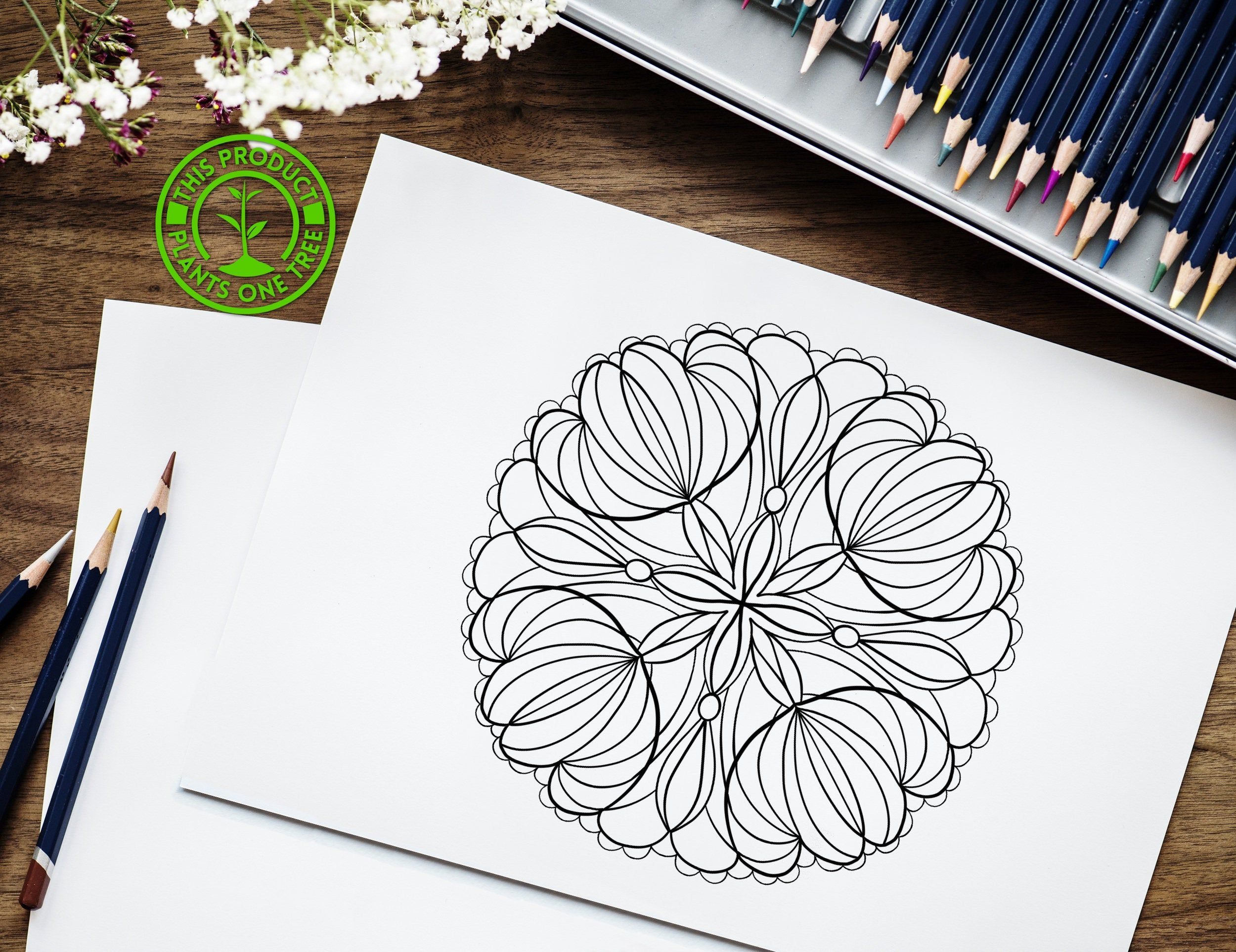 Printable Mandala Coloring Pages For Adults Instant Download Digital Coloring Sheet Procreate Colori Mandala Coloring Pages Coloring Pages Gel Pens Coloring