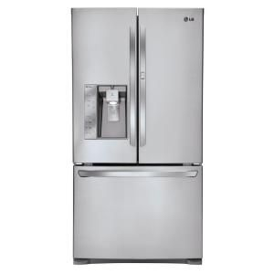3499 30 5 Cu Ft French Door Refrigerator In Stainless Steel
