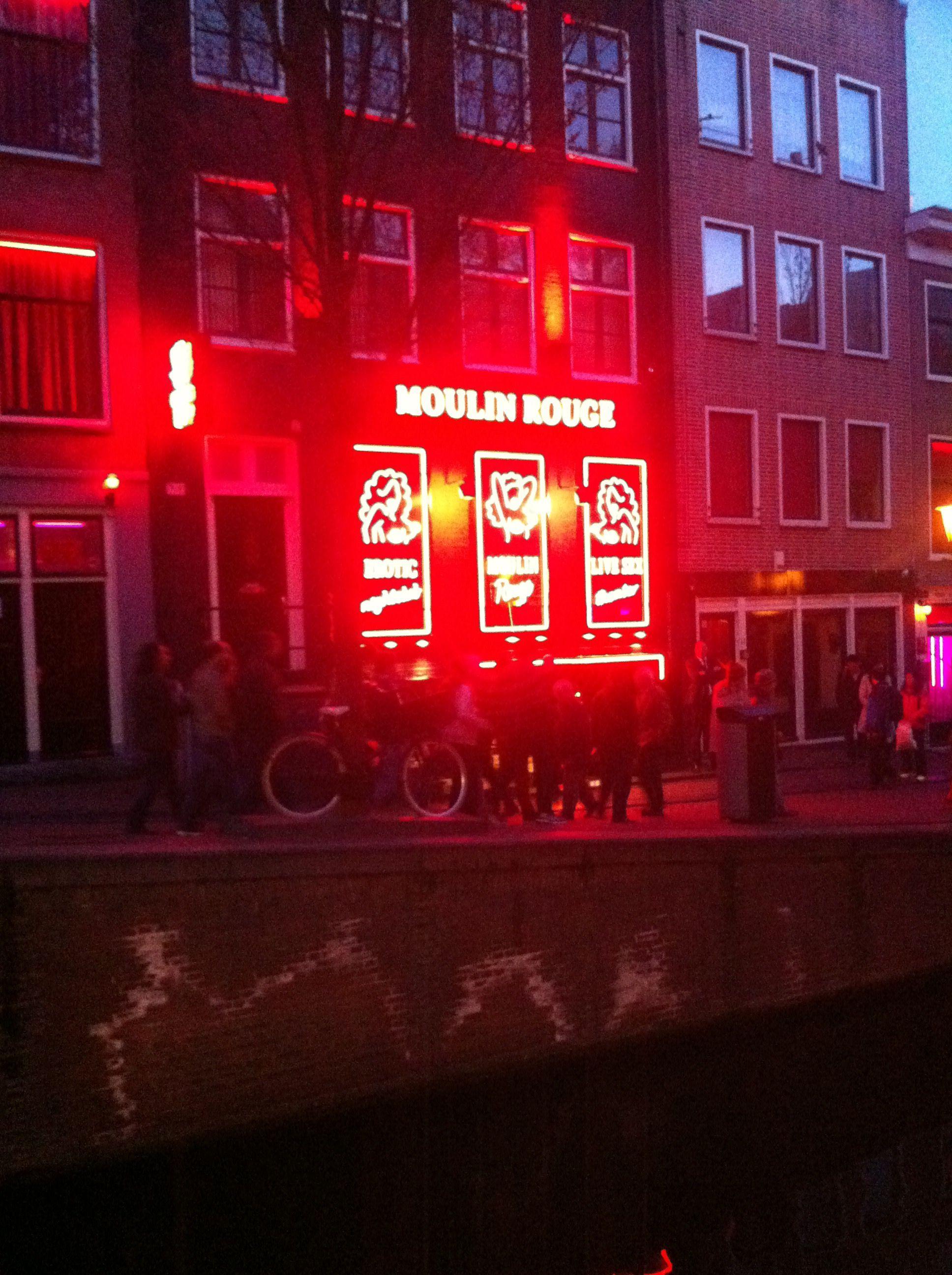 Amsterdam Red Light District Amsterdam Victoria Hotel Amsterdam