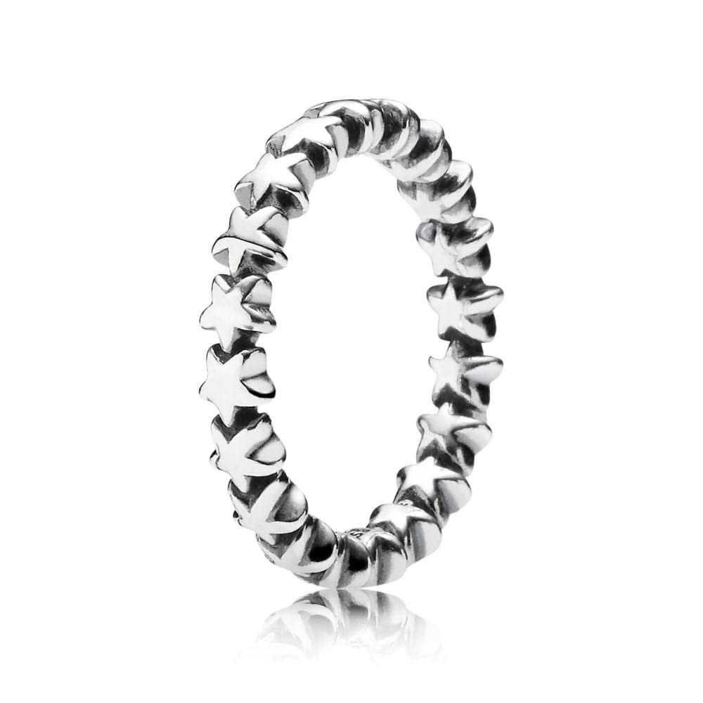 c2c39c336 Pandora Star Stacking Ring 190911   John Greed Jewellery   Fashion ...