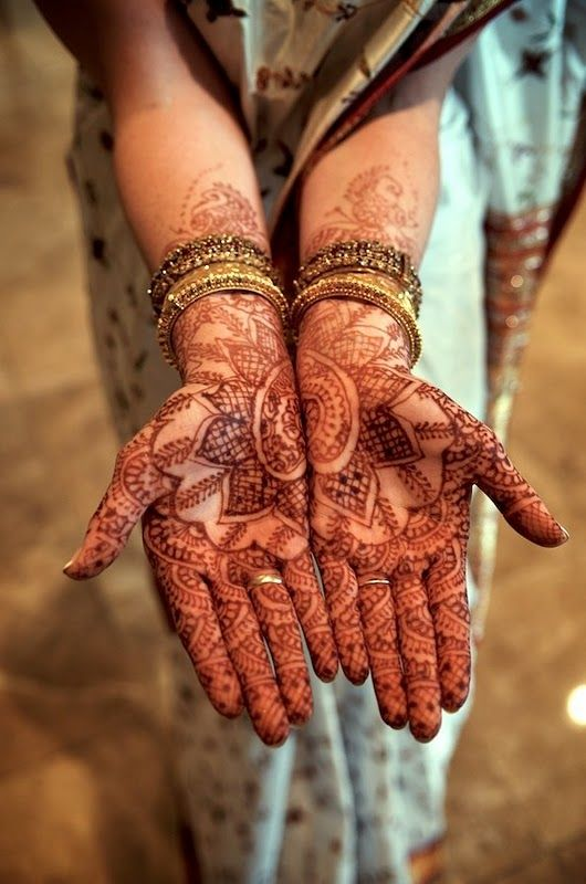 Henna Tattoo For Indian Wedding Mehendi I Have Officiated At