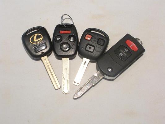 High Security Car Keys Car Keys Key Replacement Car