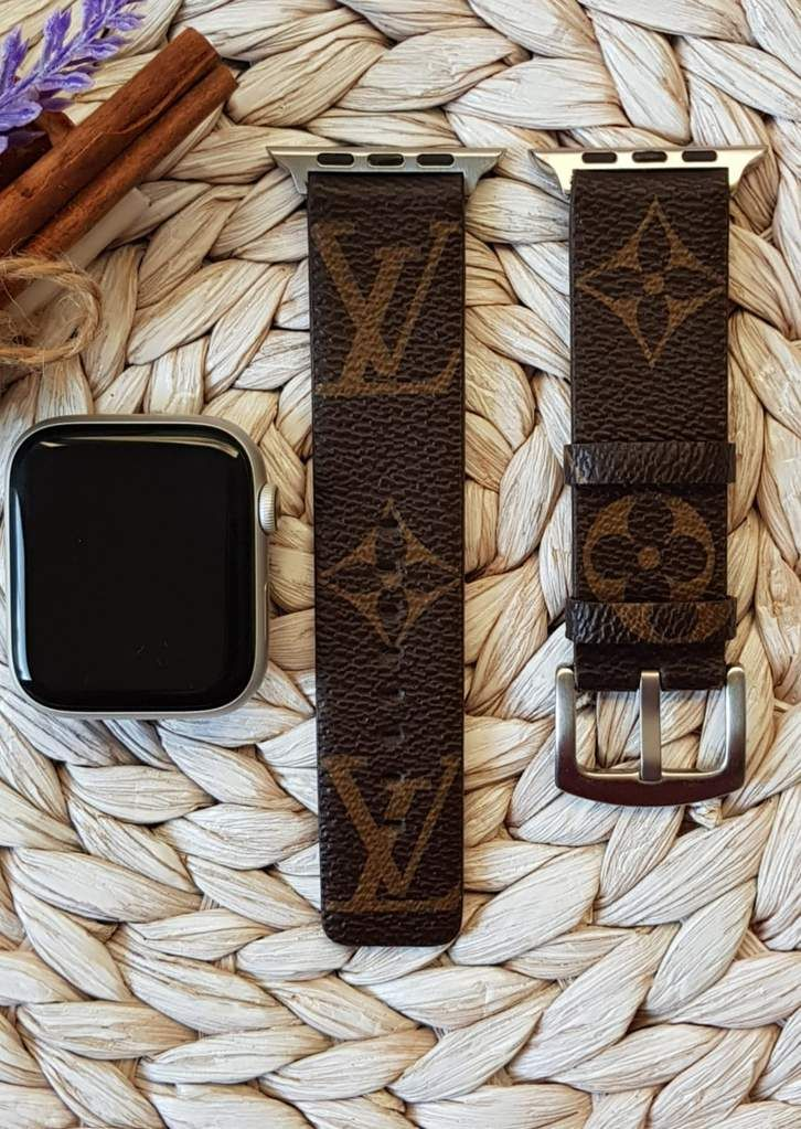 Repurposed Authentic Apple Watch Band,Series 1,2,3,4 and