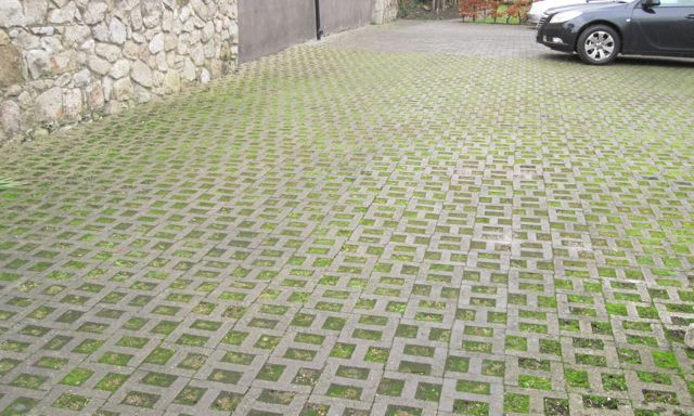 Permeable paving dublin this is more like it proper for Hard surface garden designs