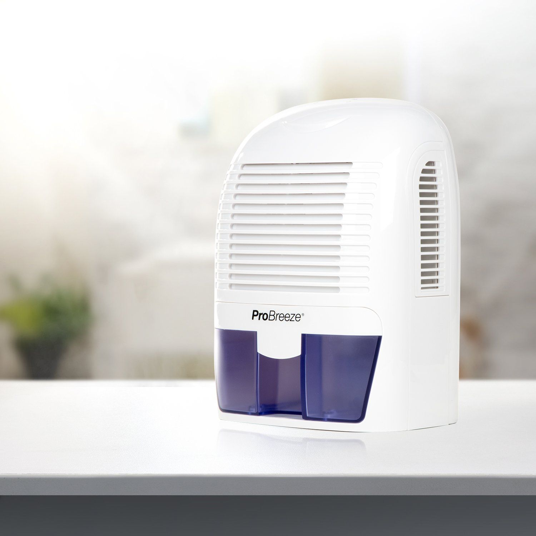 Pro Breeze Electric Dehumidifier, 2200 Cubic Feet, Compact