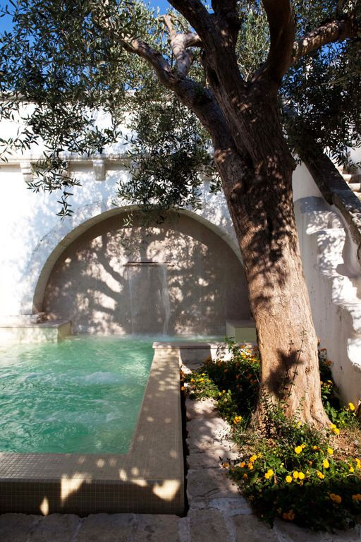 Relais La Sommità Ostuni, Puglia - Italy - #apulia #boutique #breakfast #country #design #dining #dinner #drink #fine #flowers #food #garden #hotel #hotels #house #italy #jacuzzi #luxury #ostuni #pasta #pool #puglia #seafood #spa #swimming #travel #vacation #wellness
