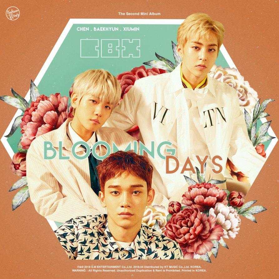 Exo Cbx Blooming Days By Tsukinofleur Exo Exo Songs Exo Album