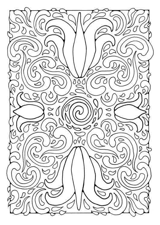mandala | Color Pages | Pinterest | Malbücher, Malbuch für ...