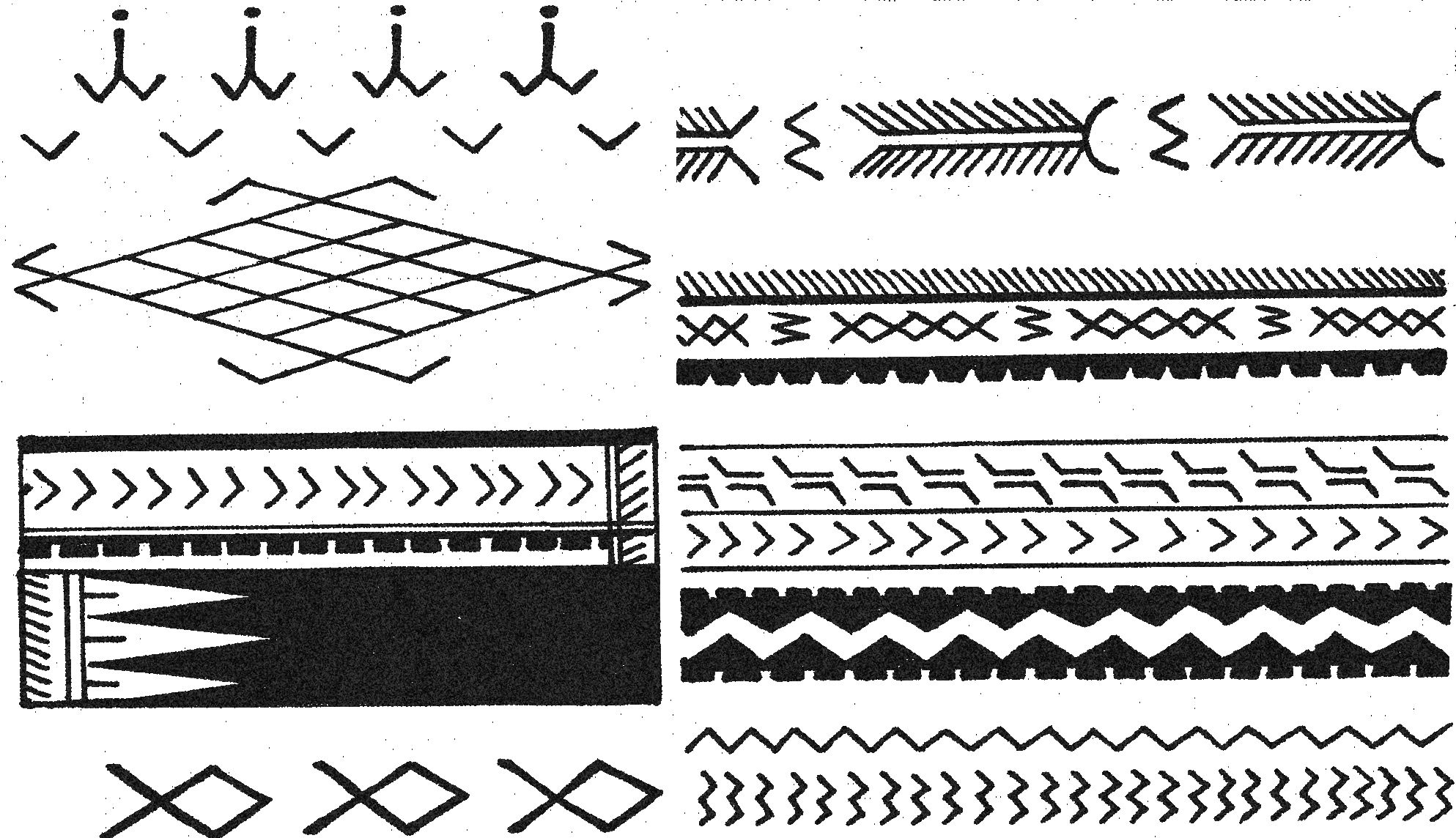 Samoan Tatau Symbols And Meaning Premier Precedent 1 2 Tattoo