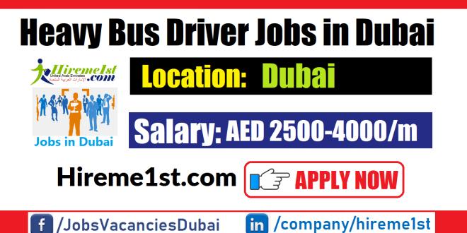 Heavy Bus Driver Jobs In Dubai Jobs In Dubai 2020 Uae Careers Walk In Interview In Dubai Executive Jobs Office Assistant Jobs Assistant Jobs