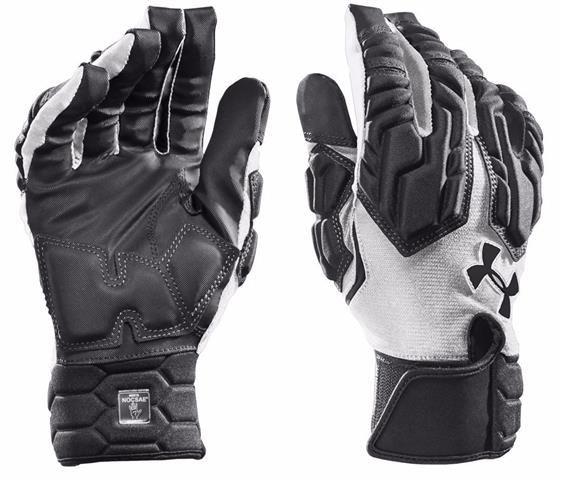 under armor waterproof gloves