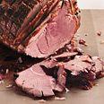 http://www.epicurious.com/recipes/food/views/Thyme-Honey-Glazed-Ham-352289