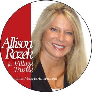 Allison Rozek For Village Of Shorewood Trustee Shorewood