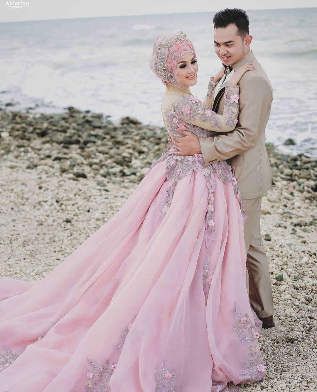 √ 9+ Model Baju Pengantin Modern Terbaru 9  Baju pengantin