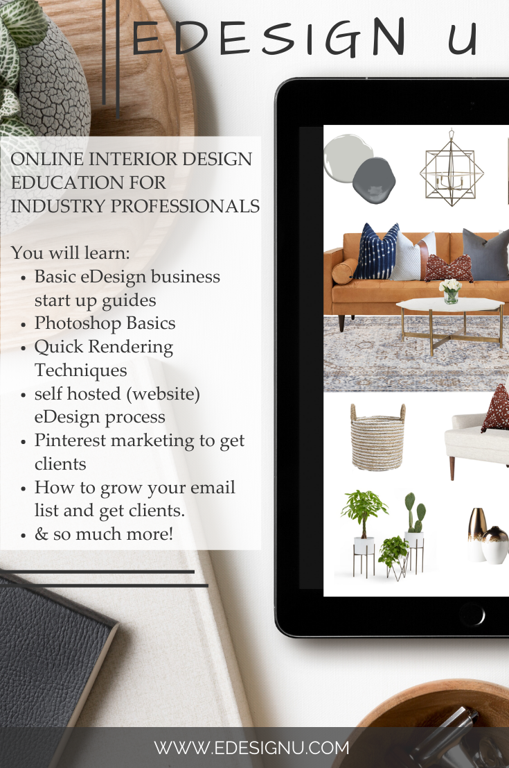 Courses For Interior Design Industry Professionals Including