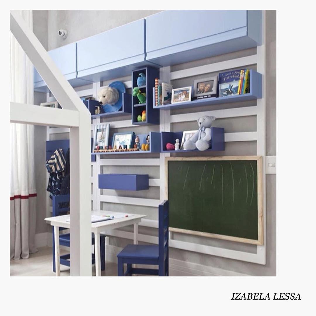 """""""Funcional e inspirados, projeto da arquiteta Izabela Lessa ✨✨✨✨✨✨"""""""