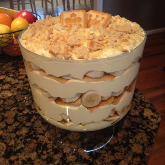 Not Yo' Mama's Banana Pudding #thanksgivingfood