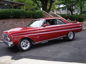 1964 Ford Falcon Sprint For Sale In Madera Pa Racingjunk