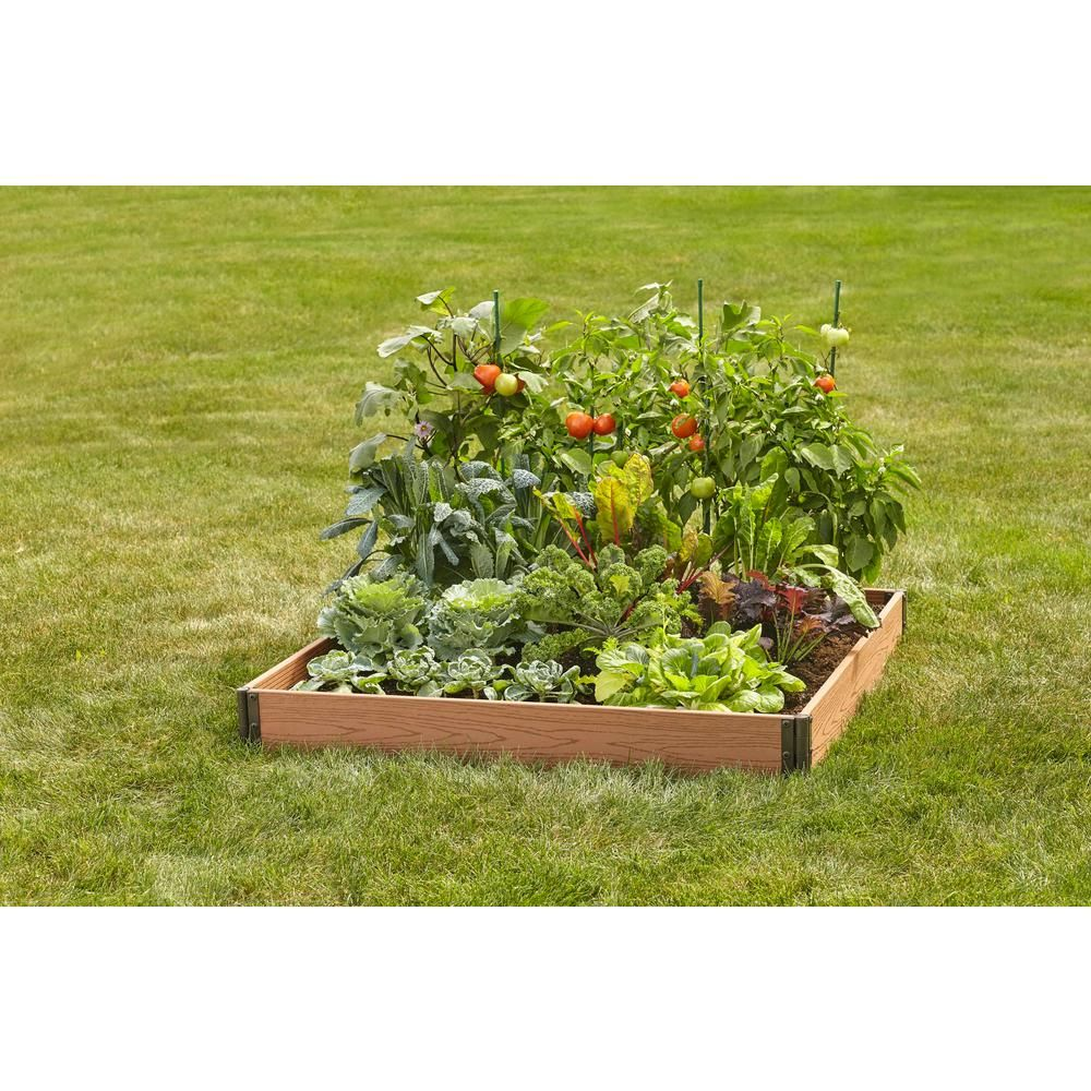 92736343bf0cac78ac17fec3de0d4afd - Greenland Gardener Cedar Garden Bed Kit