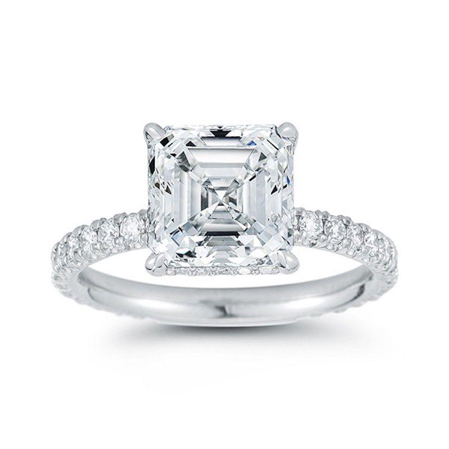 The most gorgeous glamorous envyinducing engagement rings money