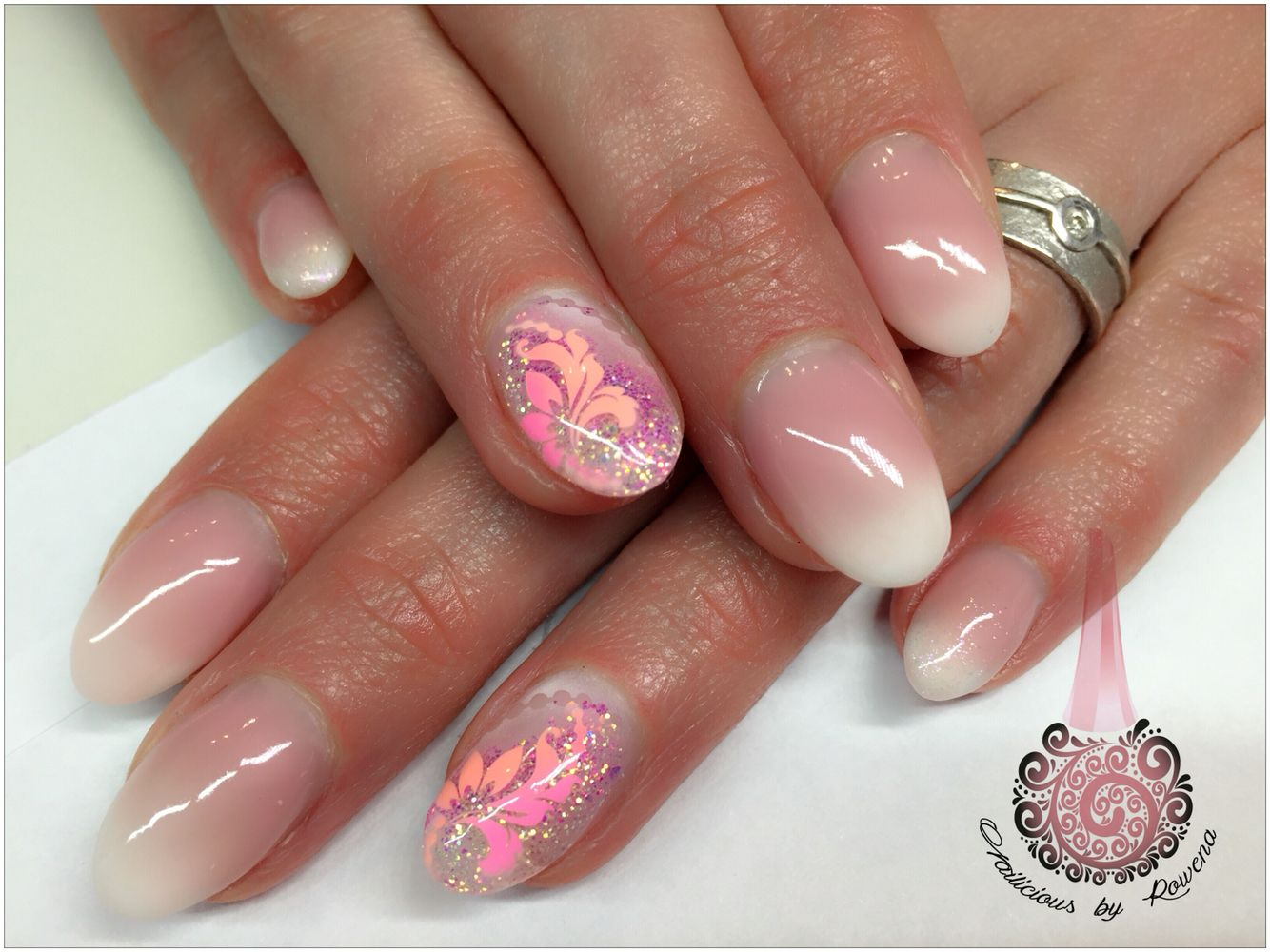 Babyboom Ombre Nails And Airbrush