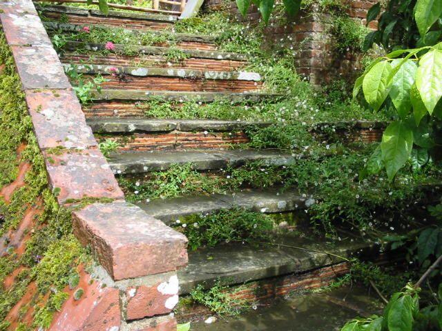 Bildergebnis für treppe im garten Gartentreppe Pinterest - gemusegarten am hang anlegen