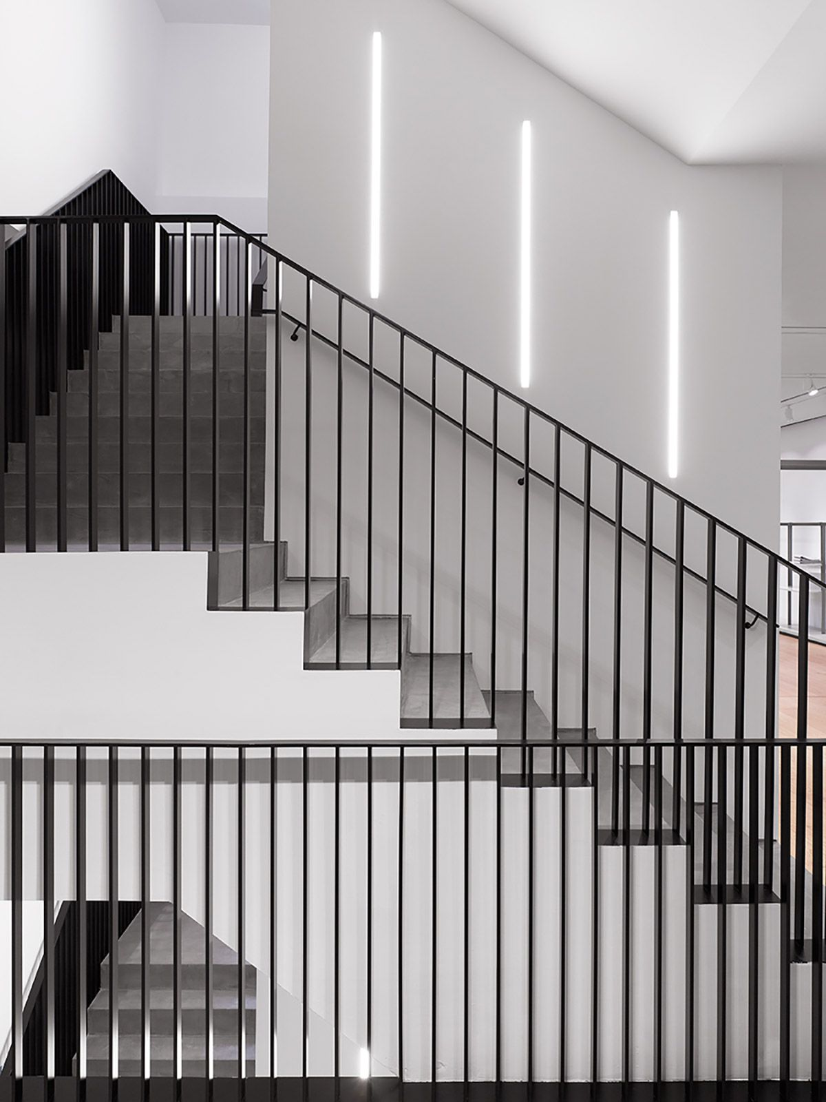 17 best images about classic stairs balusters and newels.htm cos stores fuencarral  madrid  with images  balcony railing  cos stores fuencarral  madrid  with