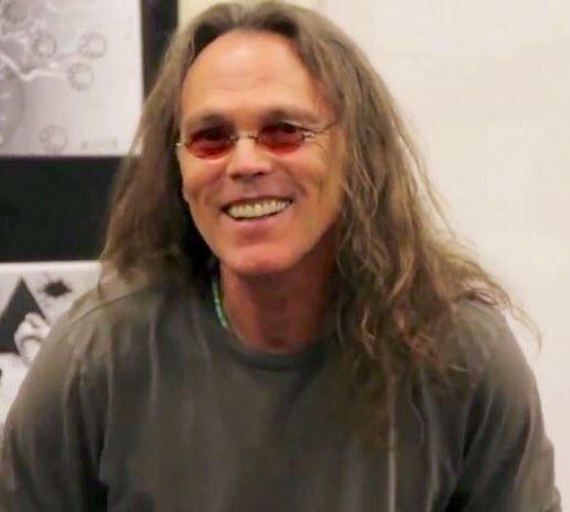 Timothy B Schmit...smiling!
