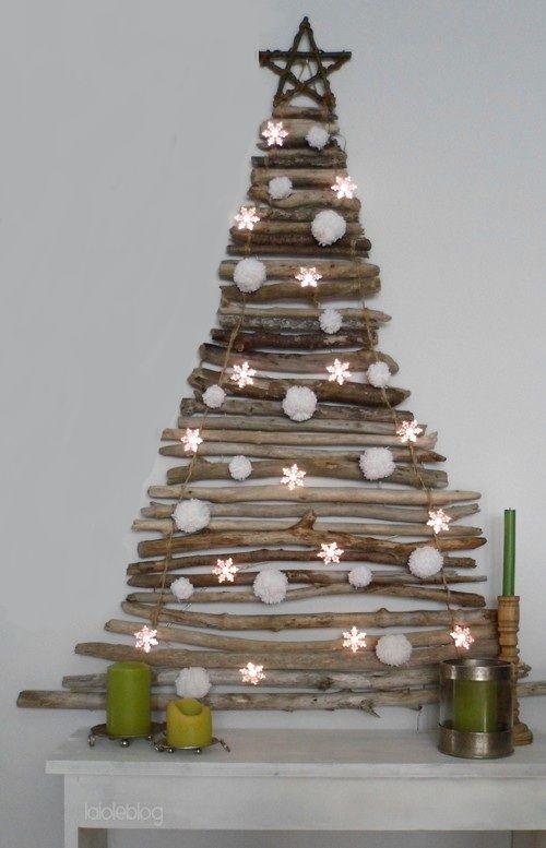 Idees Deco Pour Un Noel Fait Maison Alternative Christmas