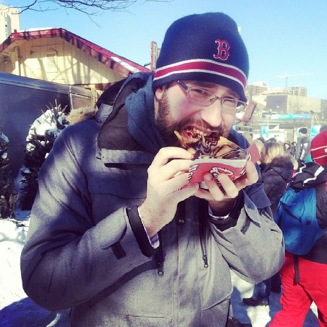 Time to bite in! #BeaverTails