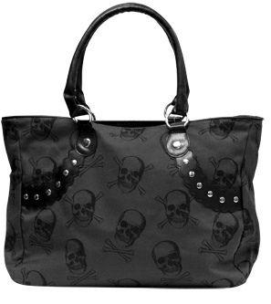 Skull Handbag <3<3<3