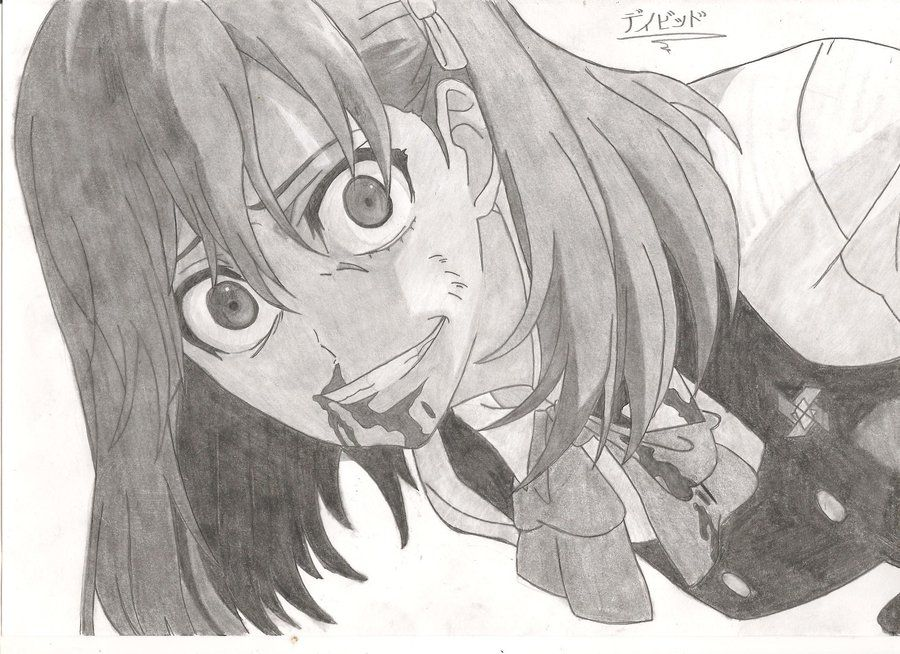 another+yumi Another (Anime) Ogura Yumi (Psycho) by