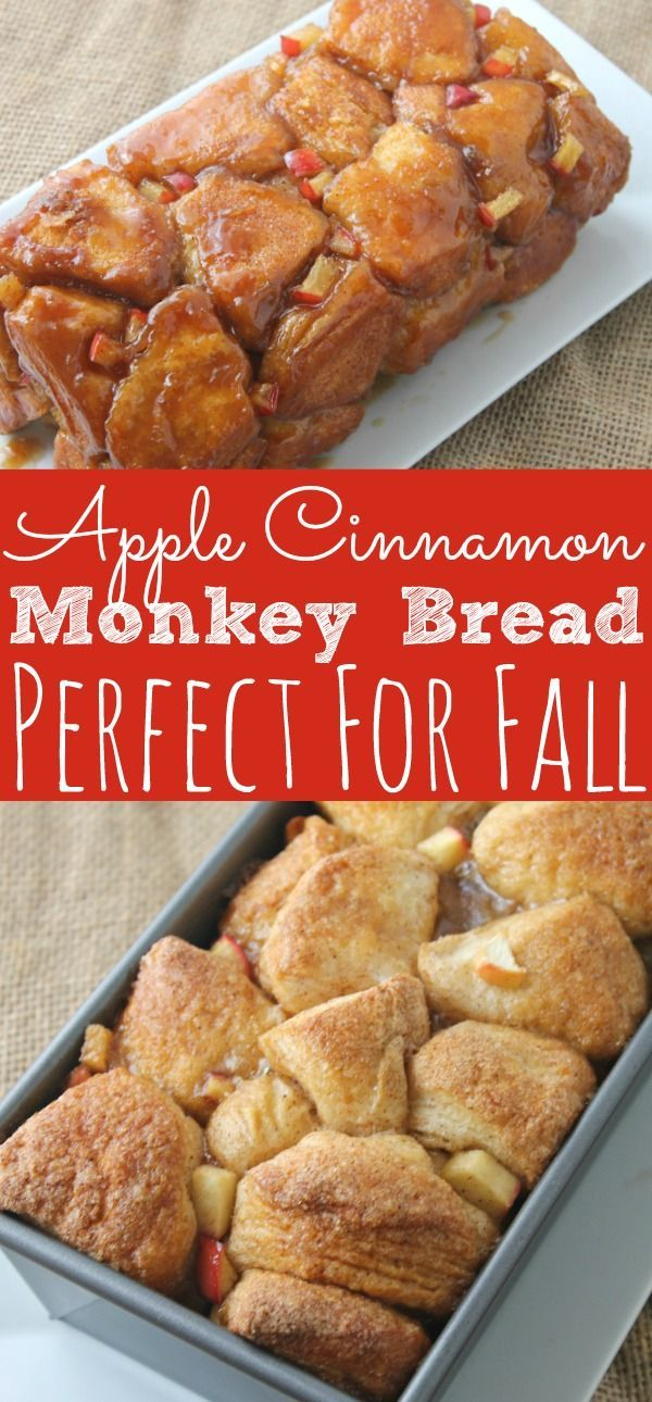 Apple Cinnamon Monkey Bread Recipe - Simply Today Life