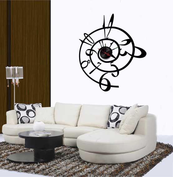clock unique wall art | be it decorative wall clocks wall clock