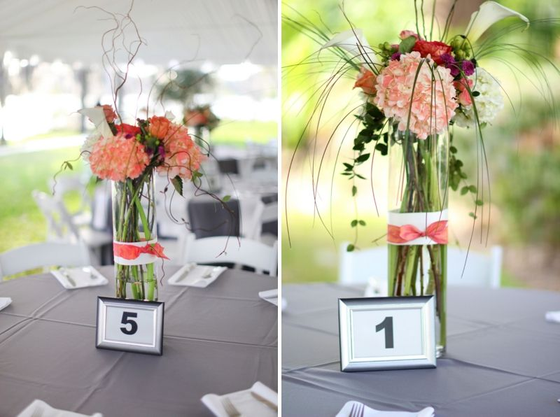 Modern elegant coral and gray wedding the o jays search