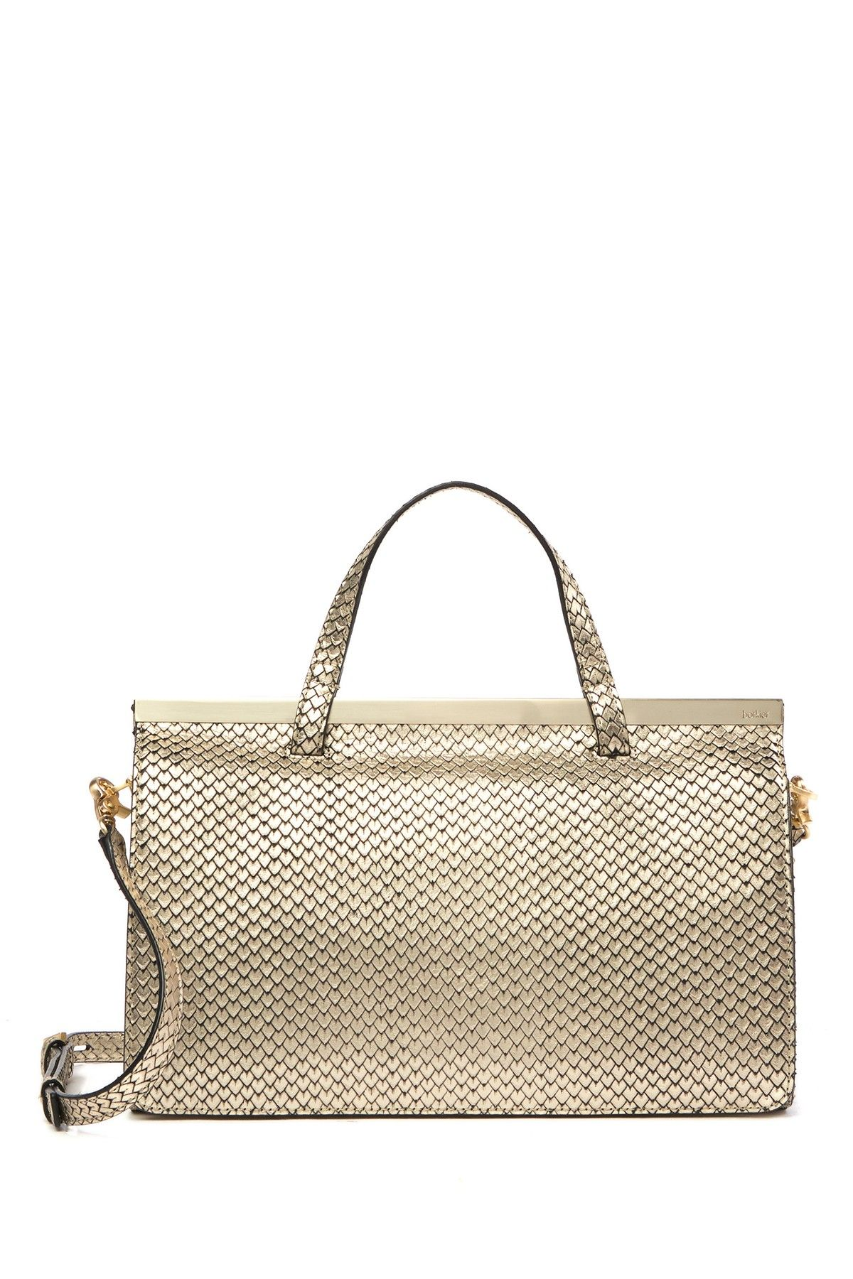 Crawford Leather Satchel By Botkier On Nordstrom Rack