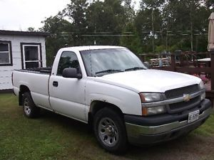 2005 Chevrolet Silverado 1500 Pickup As Is For Parts Or Fix Used Cars Trucks Thunder Bay K Chevrolet Silverado 1500 Chevrolet Silverado Silverado 1500