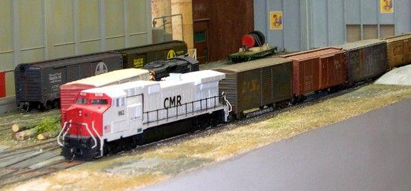 Clapas Mountain Railroad