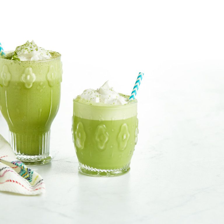 Photo of Iced Vanilla Bean Matcha Latte…with a twist! – Oh She Glows