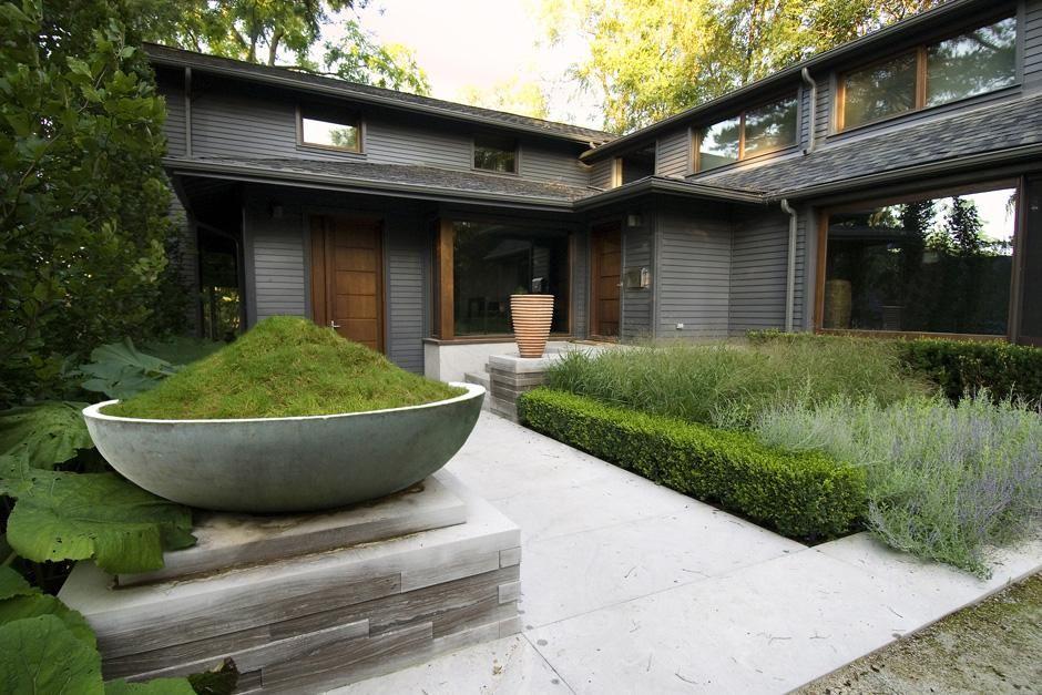 Oakville Garden Janet Rosenberg And Studio Modern Garden