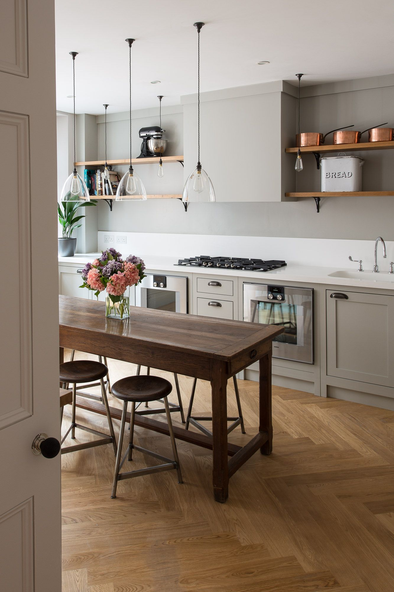 Kensington Kitchen Cabinets: Kensington – The Shaker Kitchen